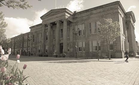 Macclesfield Town Hall