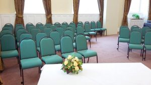 Silk Room at Macclesfield Town Hall